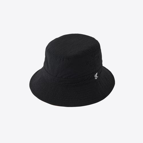 Gramicci Shell Reversible Hat Beach Bed x Black Bucket Hat