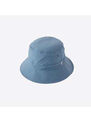 Gramicci Shell Reversible Hat Tan x Sax Bucket Hat