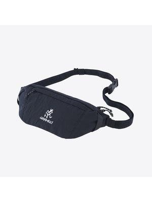 Gramicci Body Bag Black Heuptas