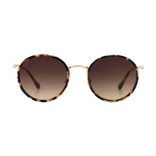 Kapten and Son Amsterdam Umber Tortoise Brown Sunglasses