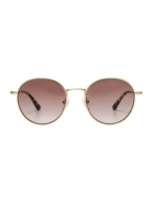 Kapten and Son London Gold Brown Gradient Sunglasses