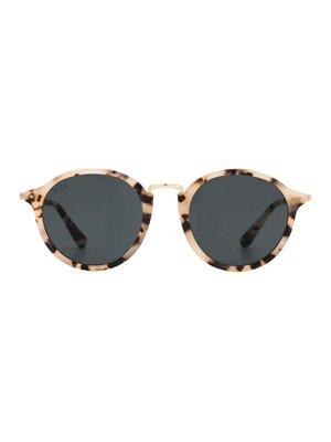 Kapten and Son Maui Sand Tortoise Black Sunglasses