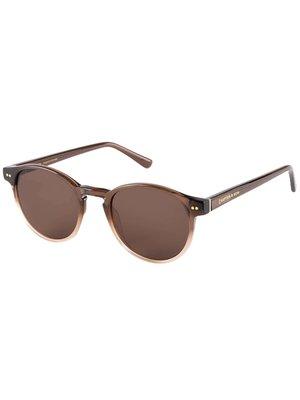 Kapten and Son Marais Brown Gradient Sunglasses