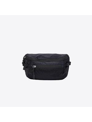 Sandqvist Lo Black Bum Bag