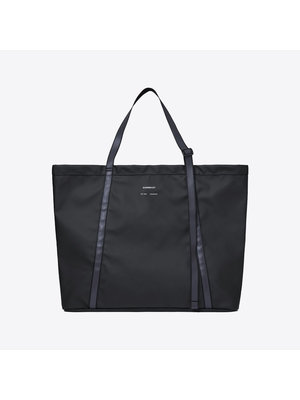 Sandqvist Albin Black Shoulder Bag