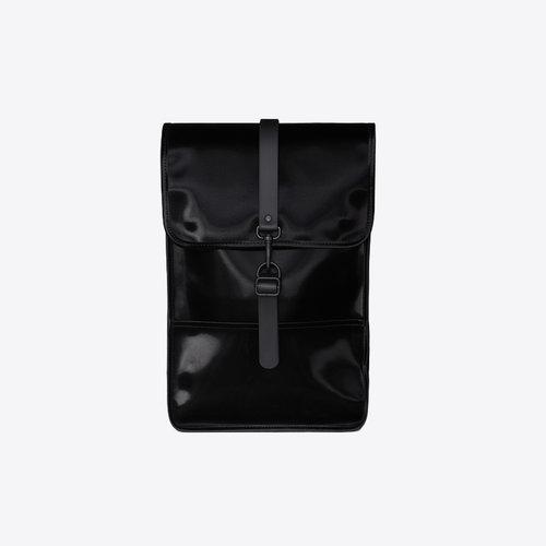 Rains Backpack Mini Velvet Black Rugzak