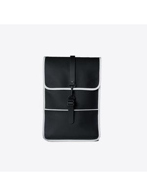 Rains Backpack Mini Black Reflective Rugzak