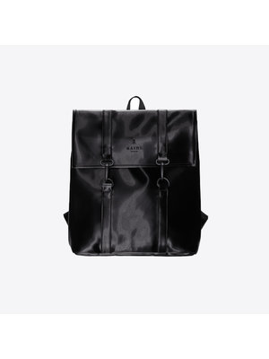 Rains MSN Bag Mini Velvet Black Rugzak