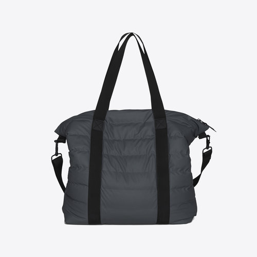 Rains Tote Bag Quilted Slate