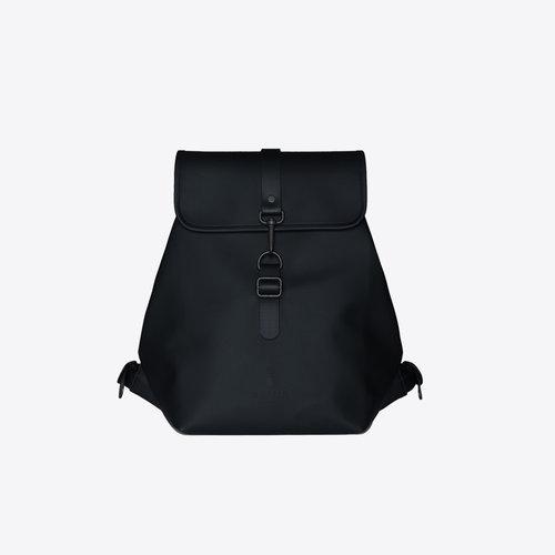 Rains Bucket Backpack Black Rugzak