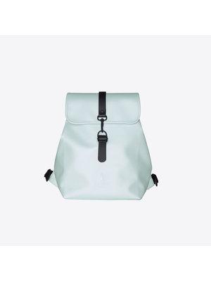 Rains Bucket Backpack Ice Rugzak