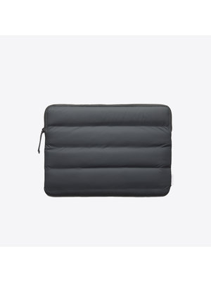 Rains Laptop Cover Quilted Slate 13 inch