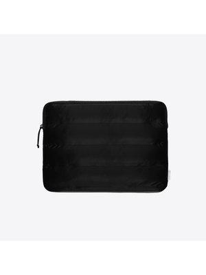 Rains Laptop Cover Quilted Velvet Black 13 inch