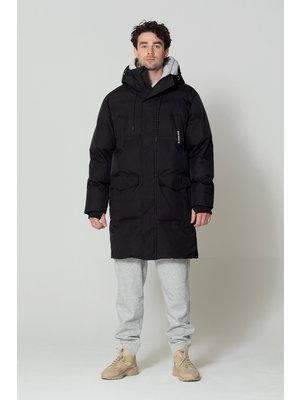 GoFranck Climate Deep Black Coat