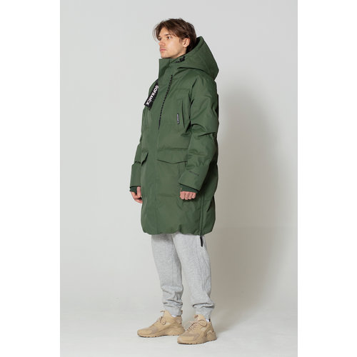 GoFranck Climate Forest Green Jas