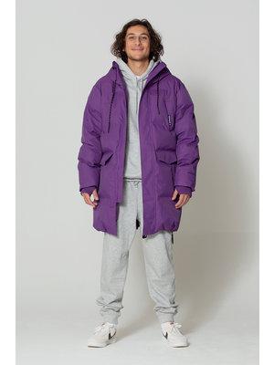 GoFranck Climate Amaranth Purple Cappotto