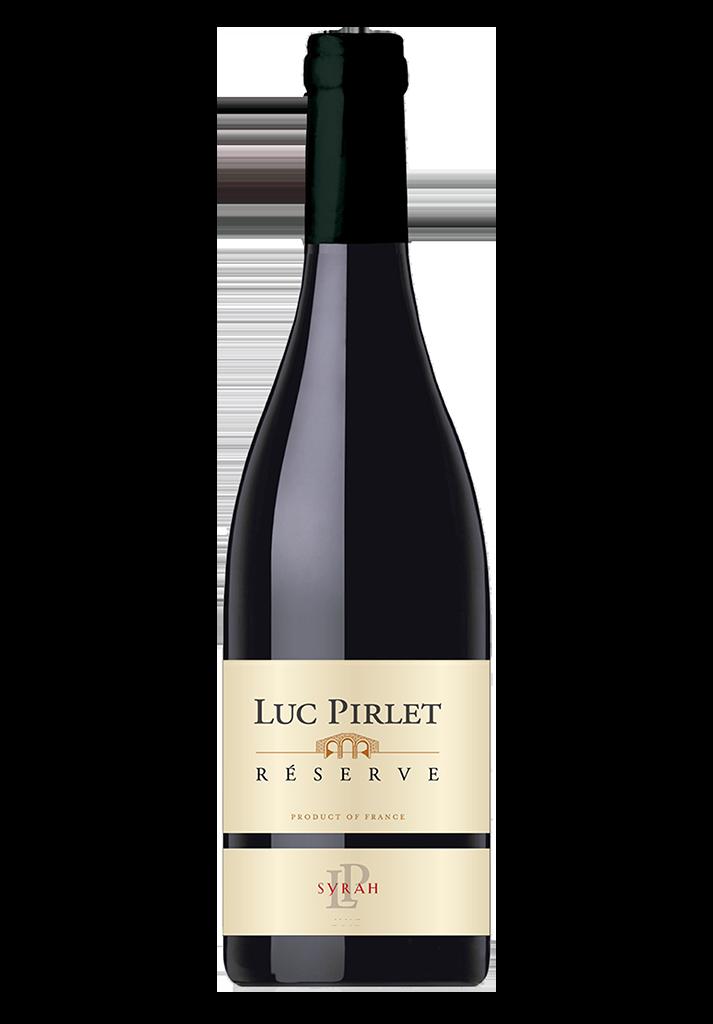 Luc Pirlet Reserve Syrah-1