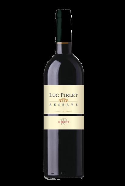 Luc Pirlet Merlot Reserve