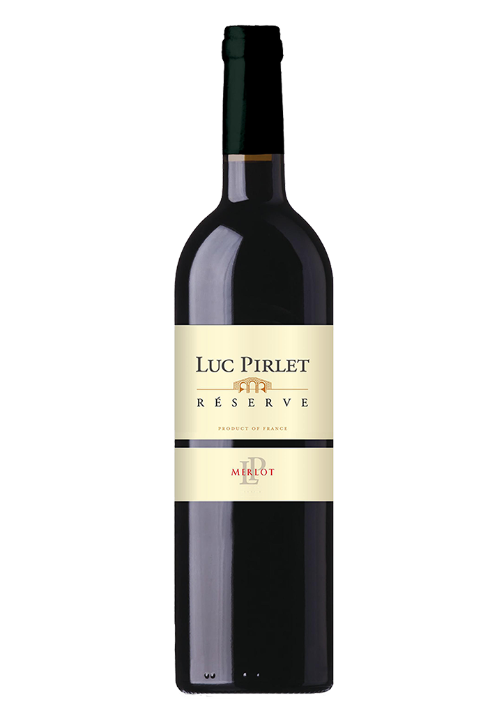 Merlot Reserve Luc Pirlet-1
