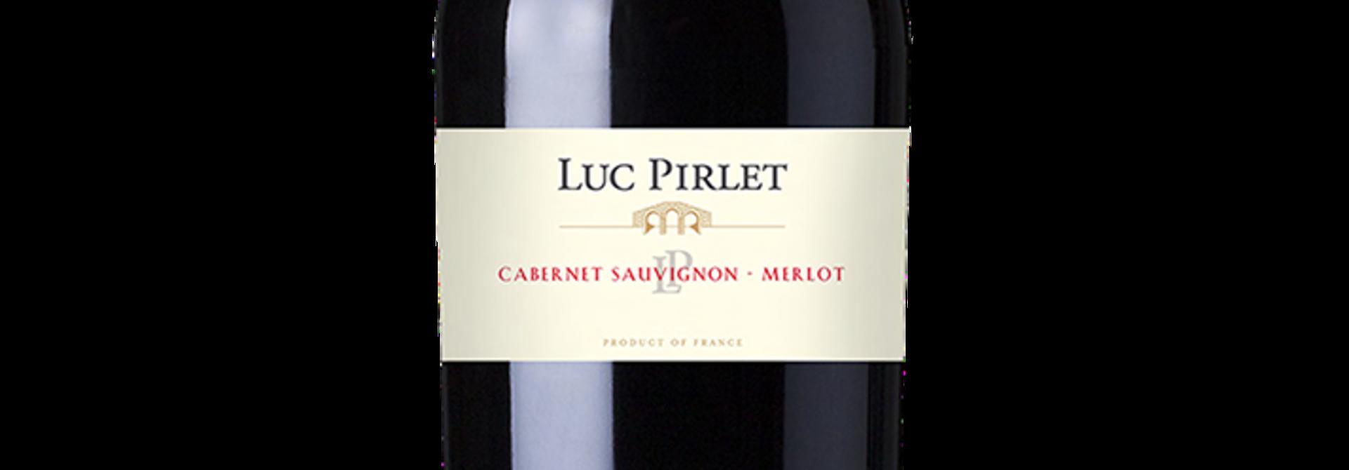 Bi-cepage Cabernet Sauvignon-Merlot 2016, Luc Pirlet
