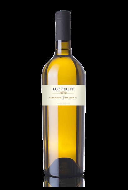 Luc Pirlet Bi-Cepage Sauvignon-Chardonnay