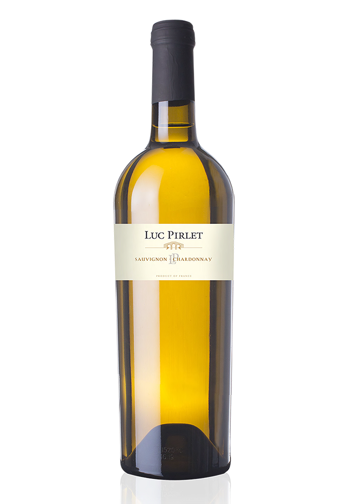 Bi-Cepage Sauvignon-Chardonnay, Luc Pirlet-1