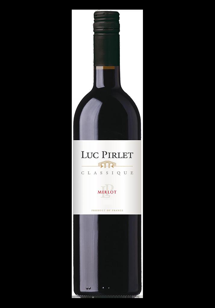 Merlot Classique, Luc Pirlet-1