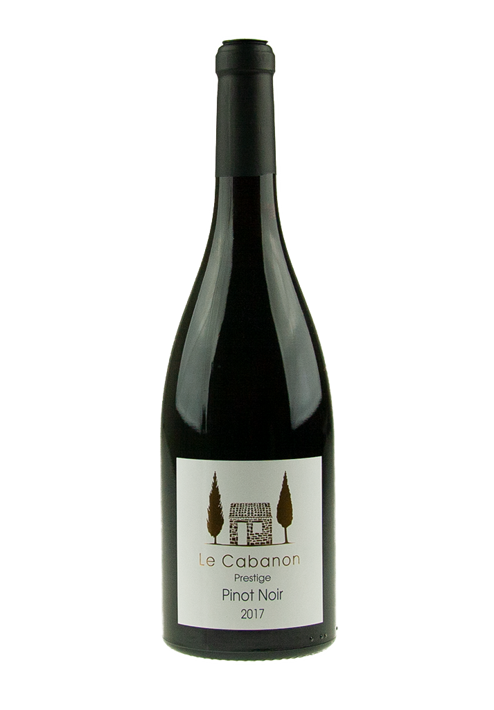 Pinot Noir Prestige 2017, Le Cabanon-1