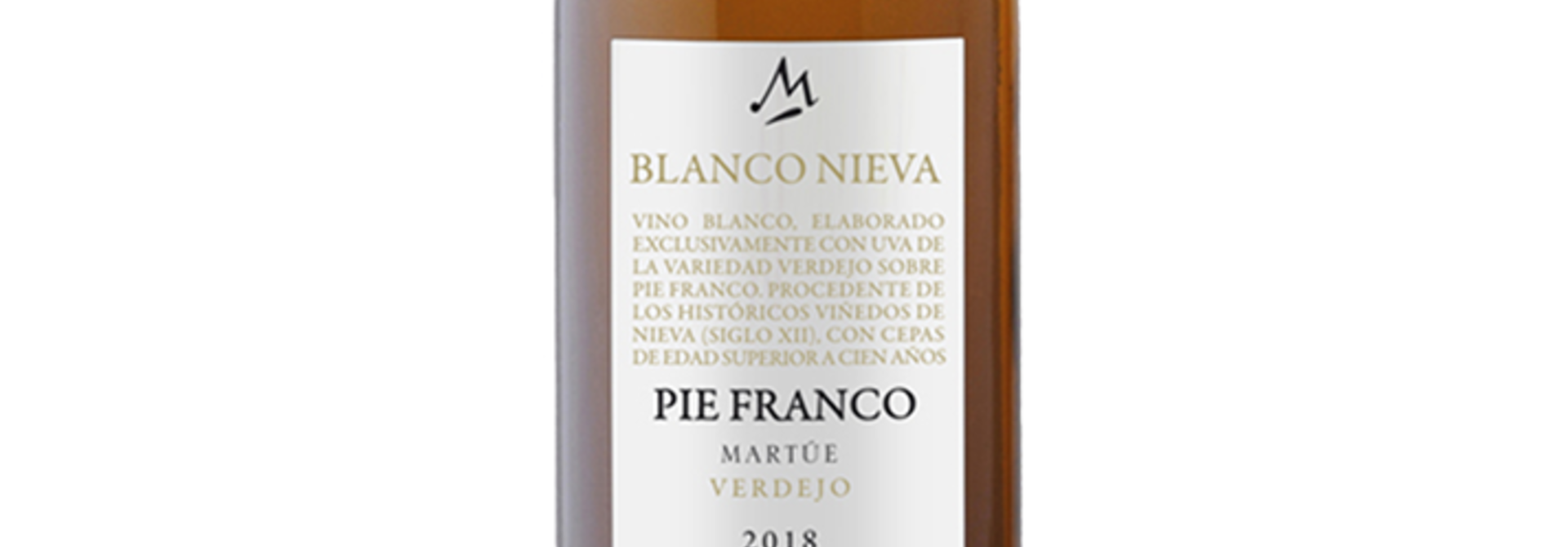 Blanco Nieva Pie Franco Verdejo