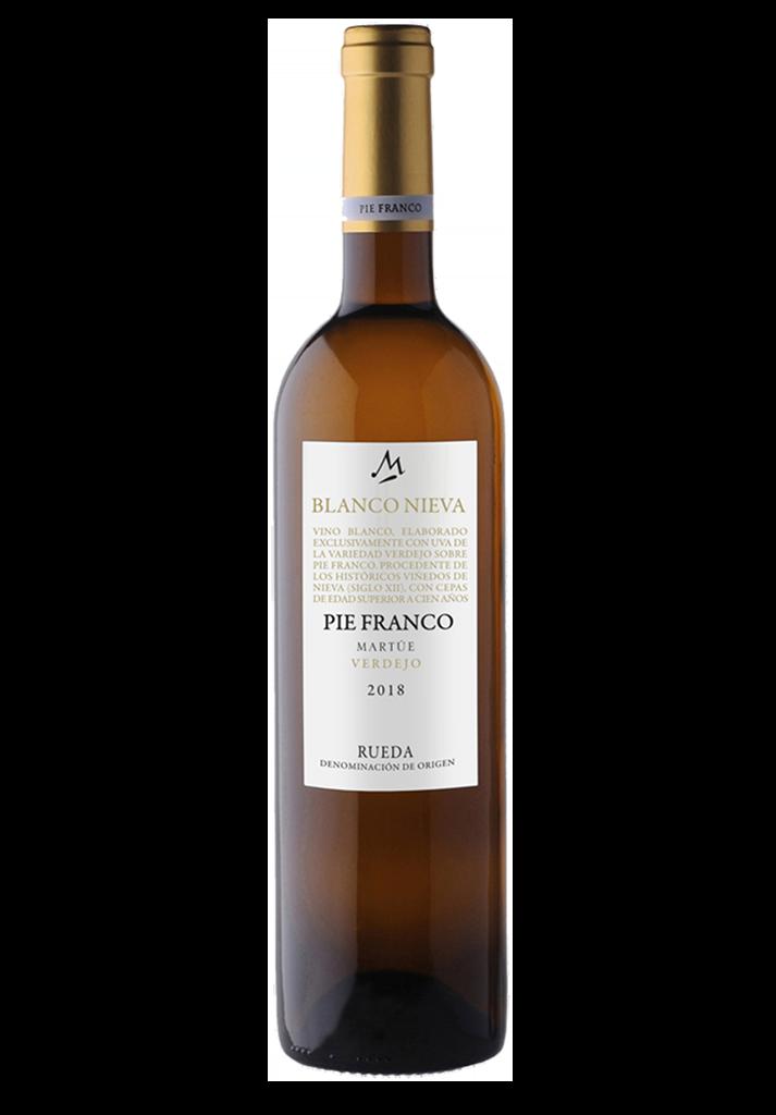 Blanco Nieva Pie Franco Verdejo-1