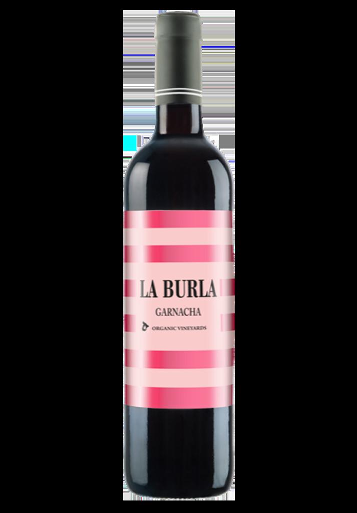 La Burla Garnacha-1