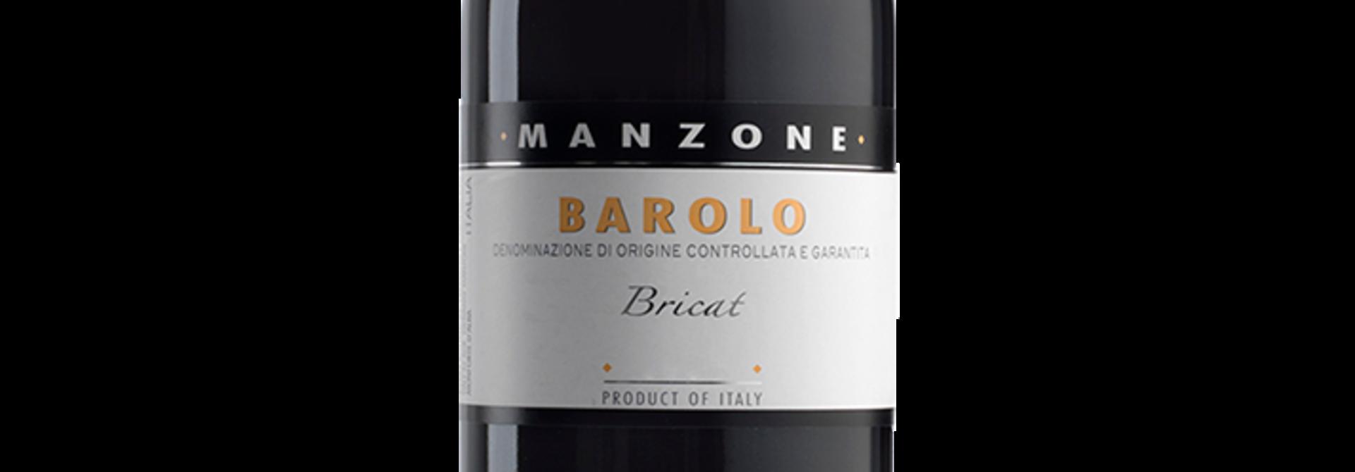 Barolo Bricat 2015, Giovanni Manzone