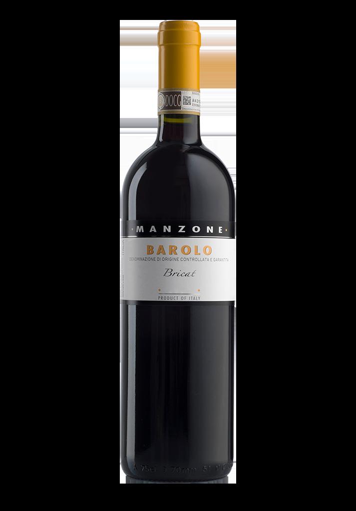 Barolo Bricat 2015, Giovanni Manzone-1