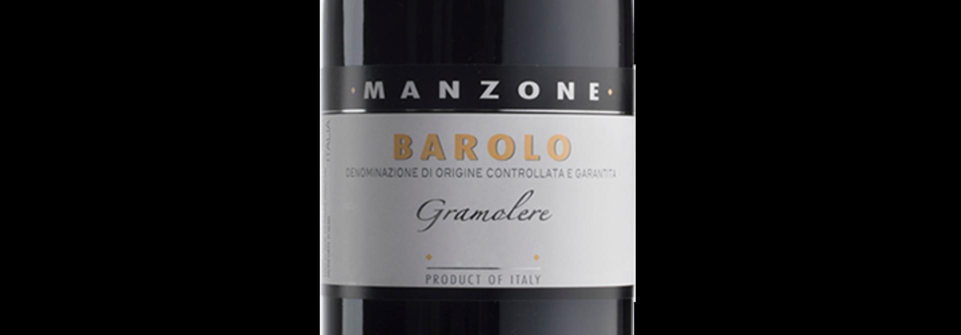 Barolo Gramolere 2015, Giovanni Manzone