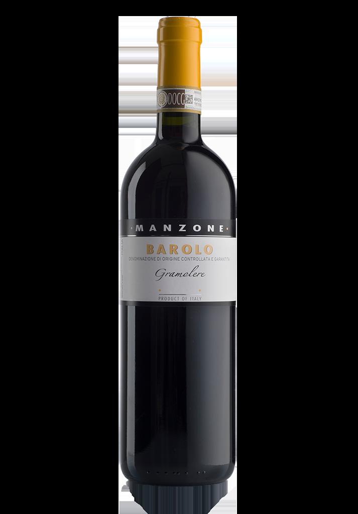Barolo Gramolere 2015, Giovanni Manzone-1