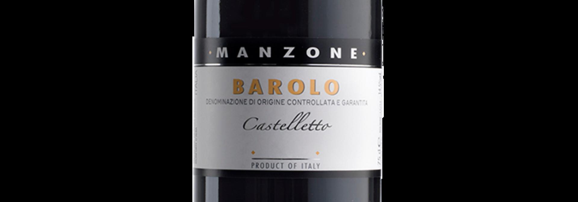 Barolo Castelletto 2015, Giavanni Manzone
