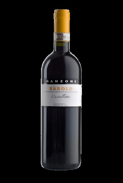 Manzone Barolo Castelletto 2015