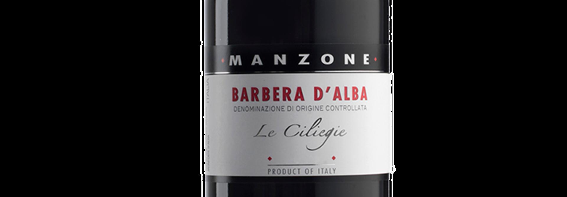 Barbera d Alba le Ciliegie 2017, Giovanni Manzone