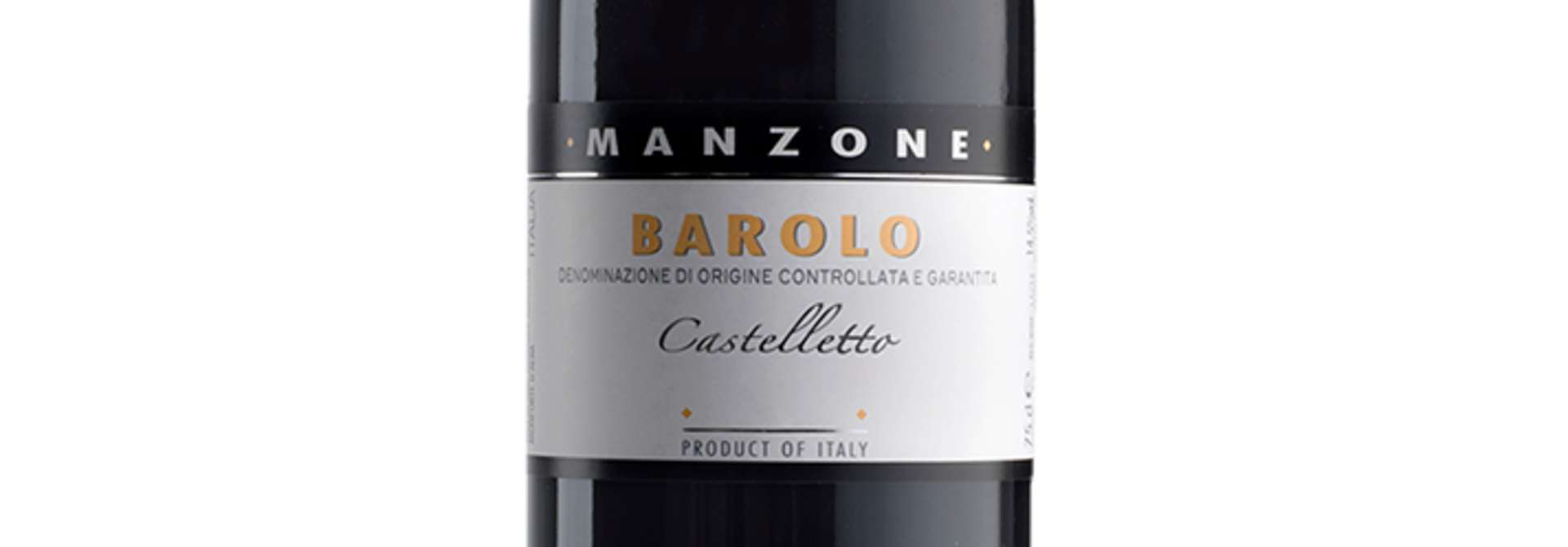 Barolo Castelletto 2010, Giavanni Manzone