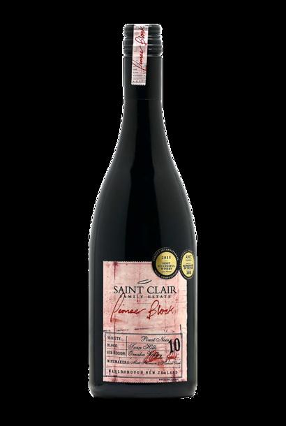 Saint Clair Pioneer Block 10  Pinot Noir