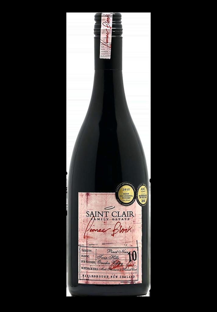 Saint Clair Pioneer Block 10  Pinot Noir-1