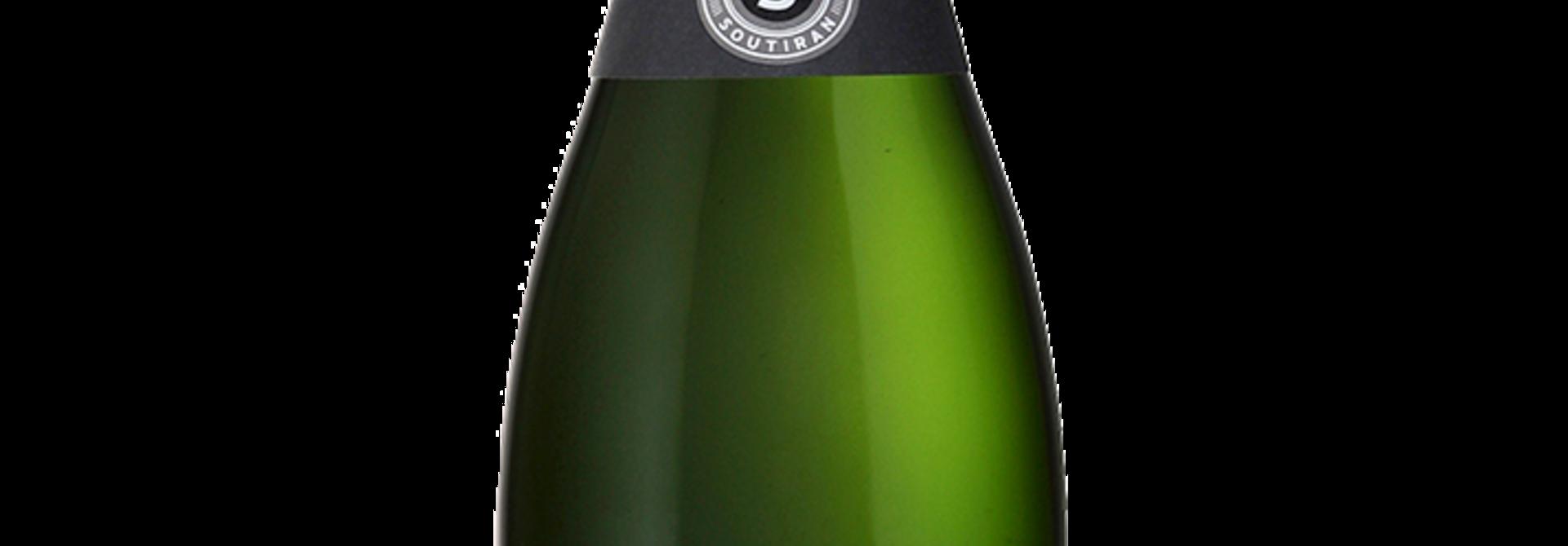 Champagne Soutiran Cuvee Brut Nature Grand Cru