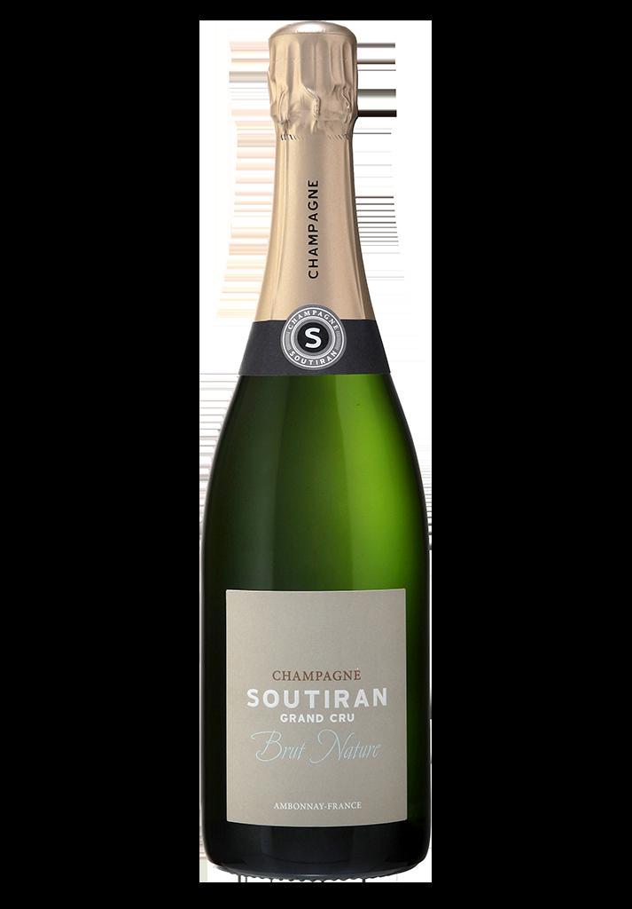 Champagne Soutiran Cuvee Brut Nature Grand Cru-1