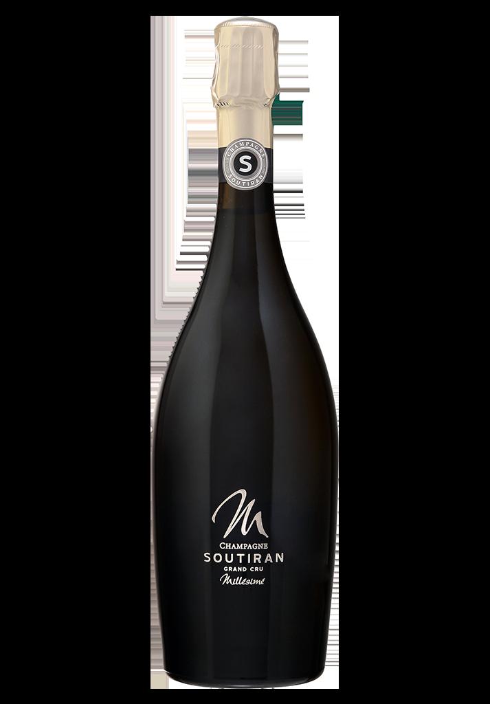 Champagne Soutiran Cuvee Millesime  Grand Cru 2011-1