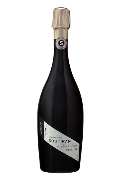 Soutiran Cuvee Collection Privee Grand Cru Brut