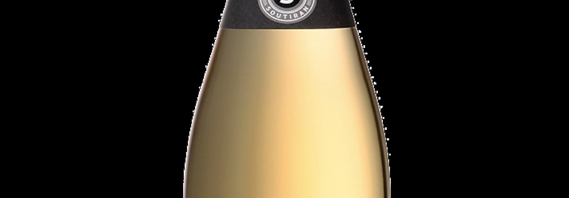 Champagne Soutiran Cuvee Perle Noir Brut Grand Cru