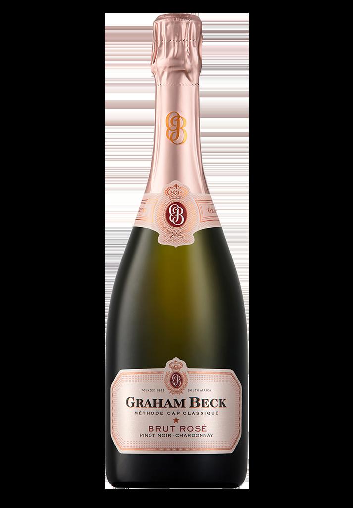 Graham Beck Brut Rosé-1