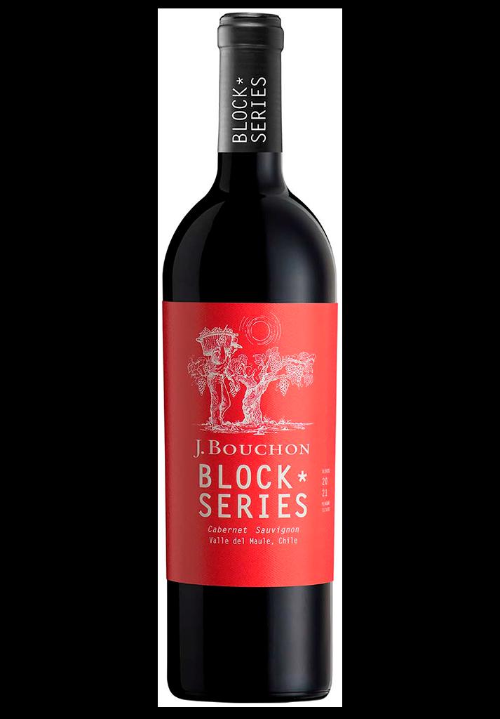 Cabernet Sauvignon Block series 2016, Bouchon-1