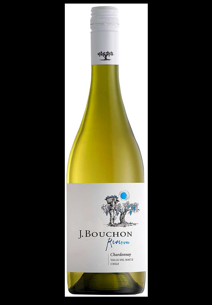 Chardonnay Reserva 2018, Bouchon-1