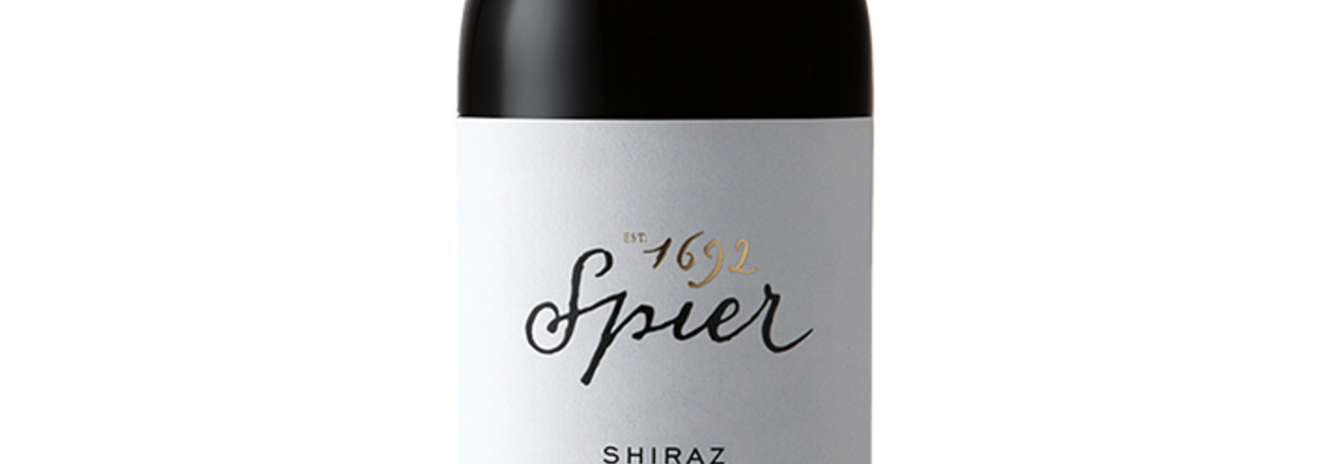 Spier Signature Shiraz